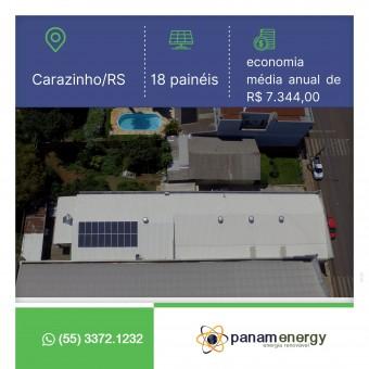 Imagem cliente Carazinho/RS
