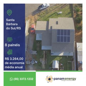 Imagem cliente Santa Bárbara do Sul/RS