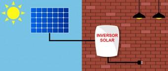 """O Inversor Solar é o """"coração"""" do seu sistema de energia solar fotovoltaica."""